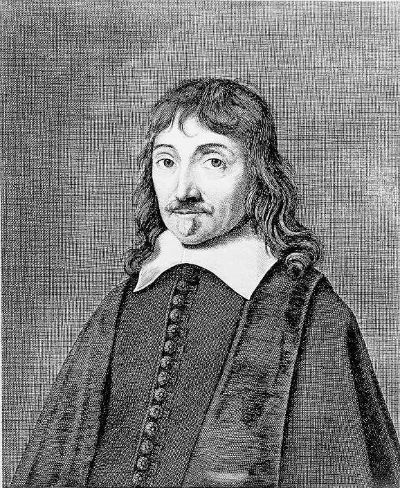 Rene Descartes, 1596—1650.
