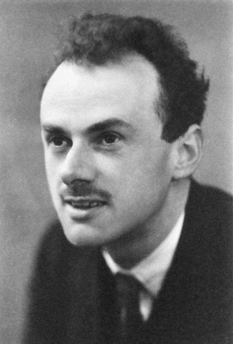 Paul Dirac in 1933.
